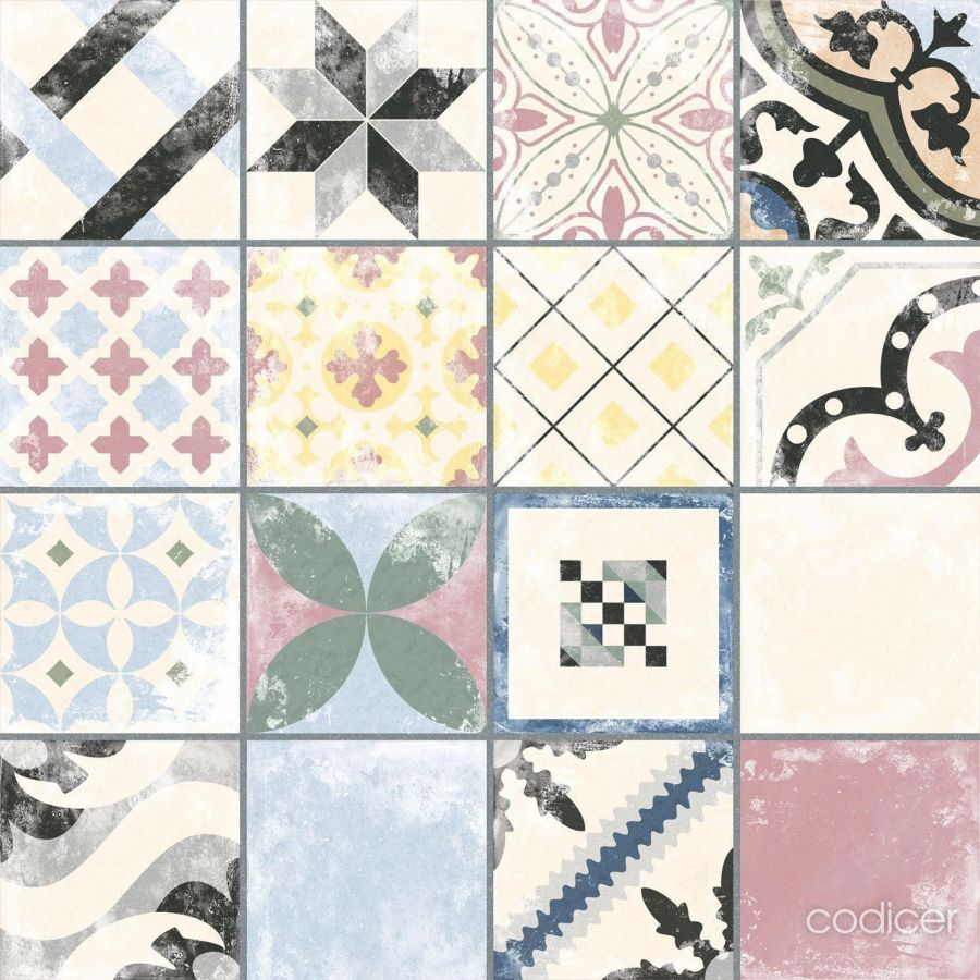 MEDINA COLOURS TILE