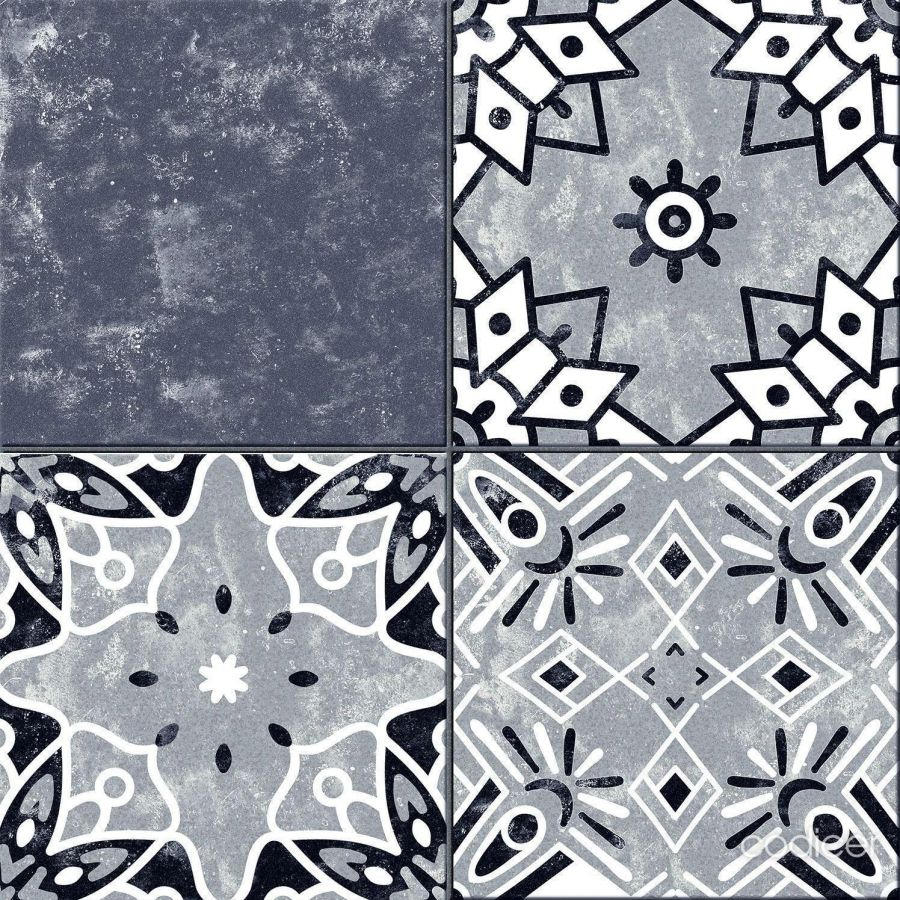 Xerea GREY Tile decorative bathroom tiles