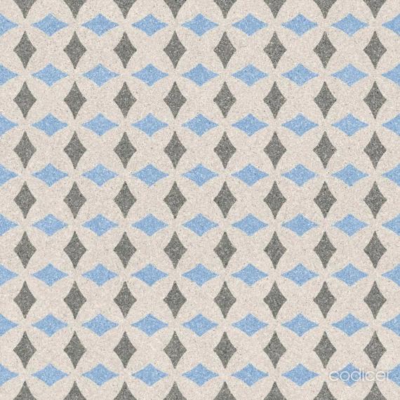 Boreal Mix Blue Bathroom Tile