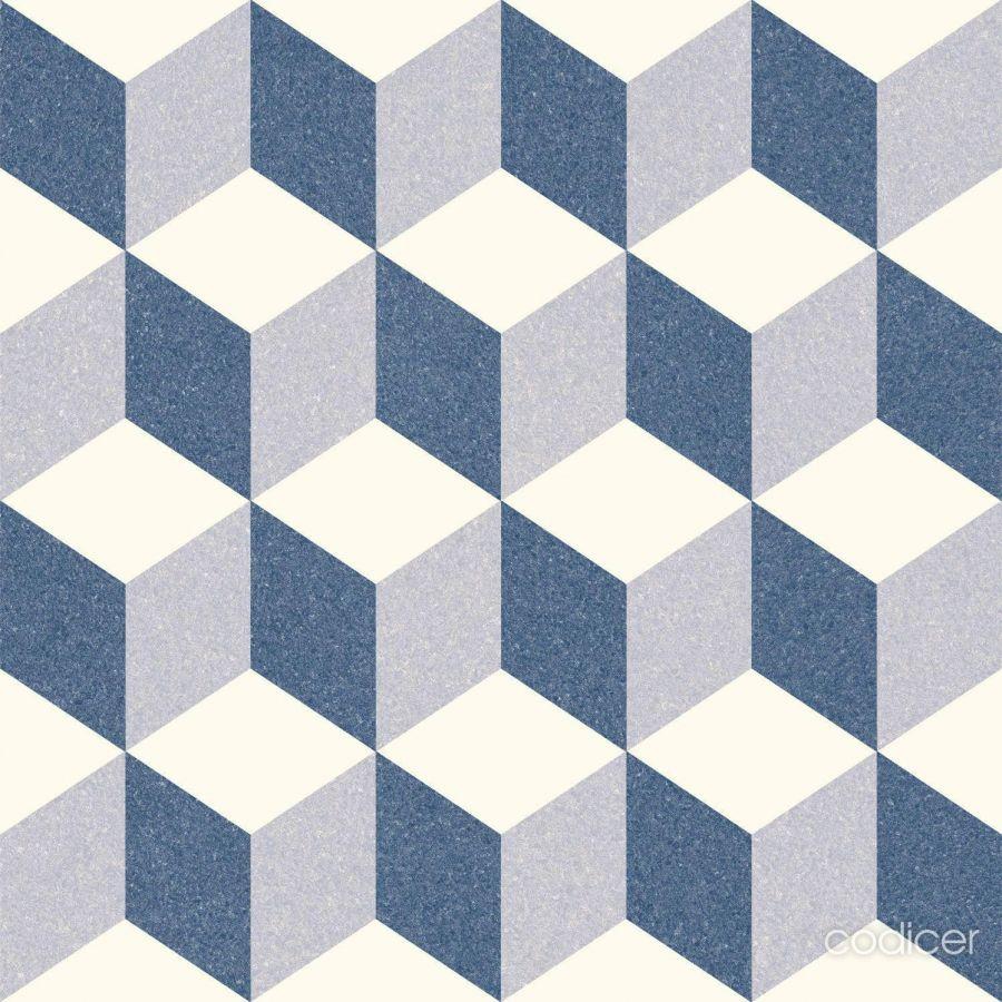 Riviera Antibes Blue Tile