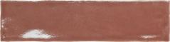 Handmade Crackle Harissa Wall Tile