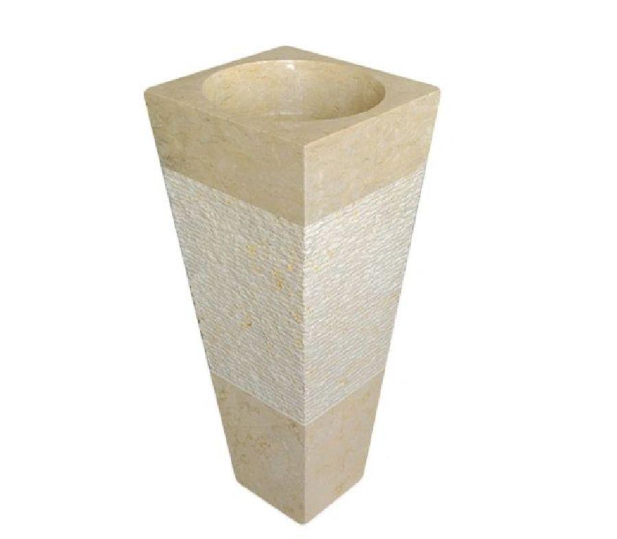 Alto Cream Stone Marble Basin