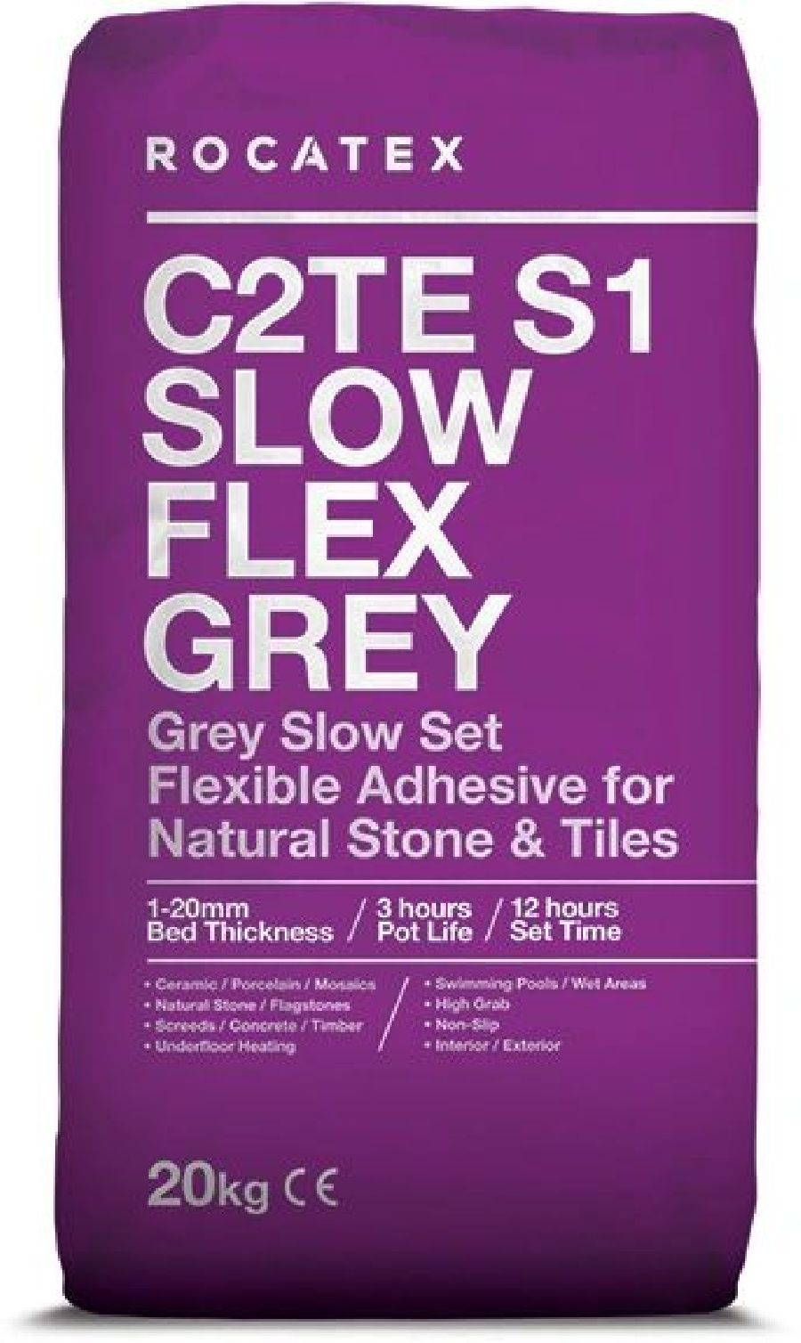 C2TE S1 Slow Flex Grey...