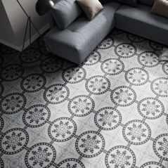 Duart Grey Tile bathroom tile