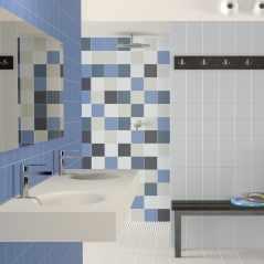 Rainbow Marino 150 x 150 mm Wall and Floor Tile Colourful wall and floor tiles
