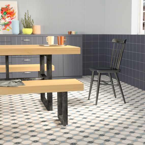 Rainbow Marino 150 x 150 mm Wall and Floor Tile