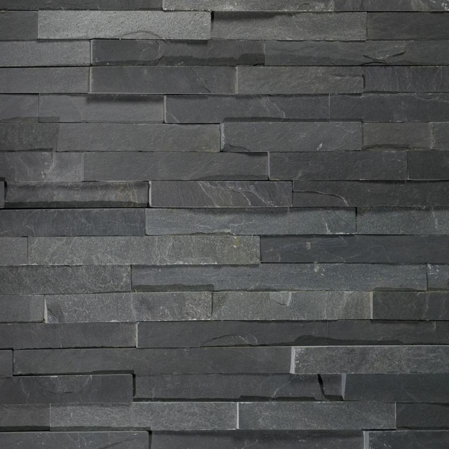 Nero Clad Split Face Size tile