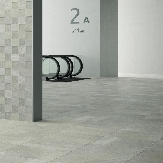Grespania Lyon Gris Wall and Floor Tile