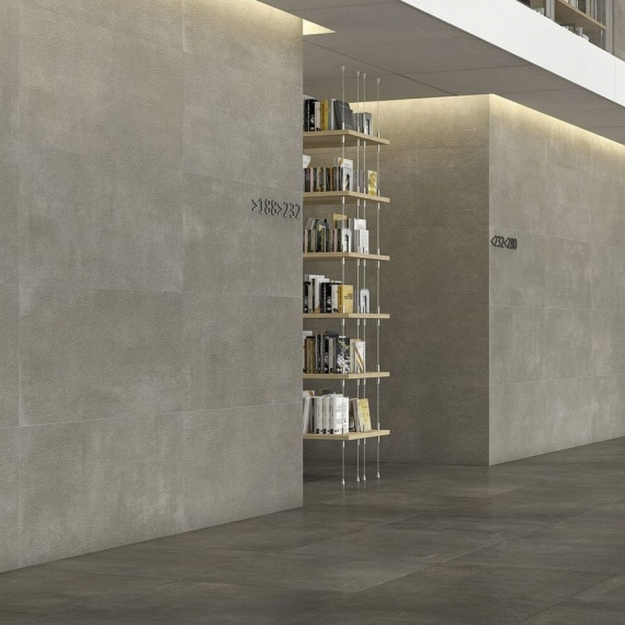 Meteor Gris Wall and Floor Tile