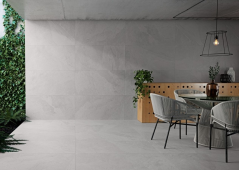 Annapurna Gris Wall and Floor Tile 3 large tile