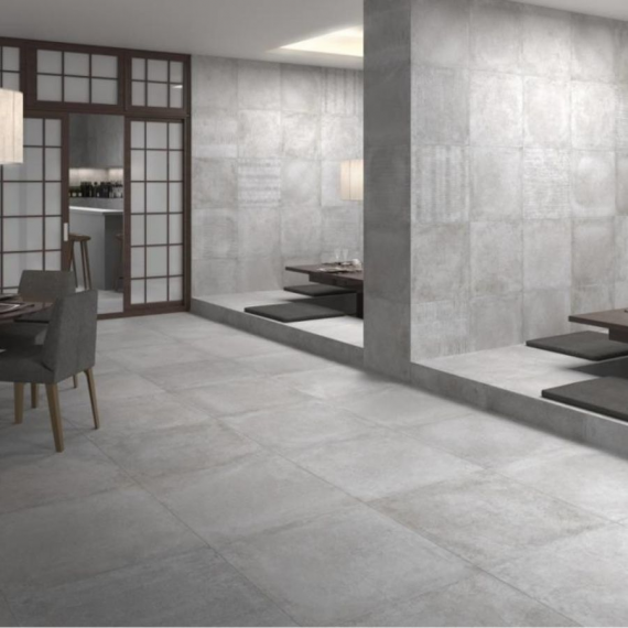 Avalon Cemento Wall and Floor Tile