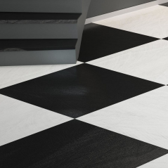 Avenue Negro Wall and Floor Tile