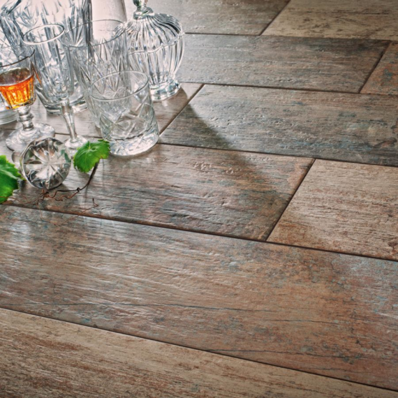 Cava Cognac Wall and Floor Tile
