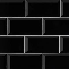 Metro Black Wall Tile
