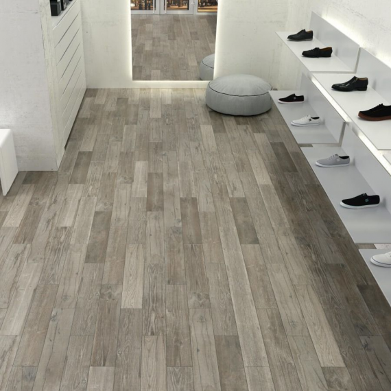 Forest Castano Wood Effect Tile