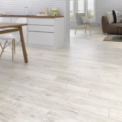 Forest Blanco Wood Effect Tile