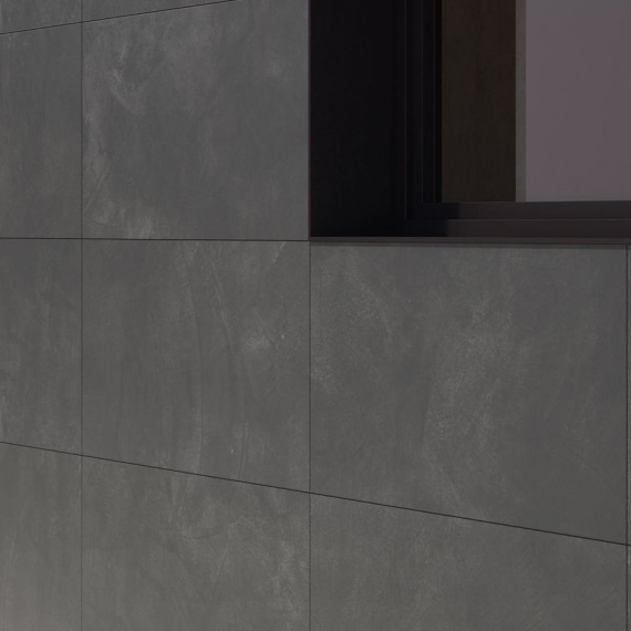 Titan Antracita Large Coverlam Tile