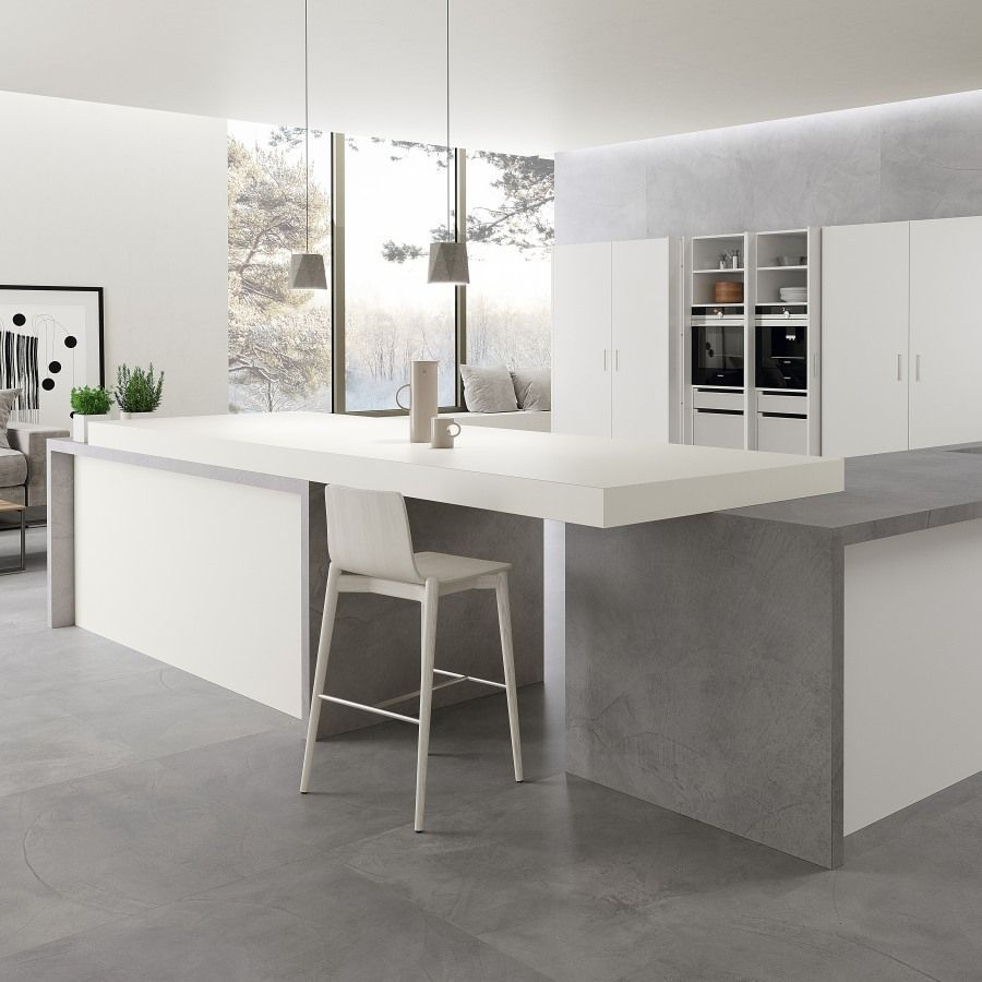 Titan Cemento Large Coverlam Tile