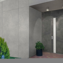 Tempo Gris Large Coverlam Tile, La Fabrico Tile shop, Covering Exeter, Devon, Somerset, Bath, Dorset, Bristol and Cornwall.