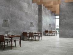 Tempo Antracita Large Coverlam Tile, La Fabrico Tile shop, Covering Exeter, Devon, Somerset, Bath, Dorset, Bristol and Cornwall.