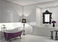Corinto Blanco Wall and Floor BathroomTile