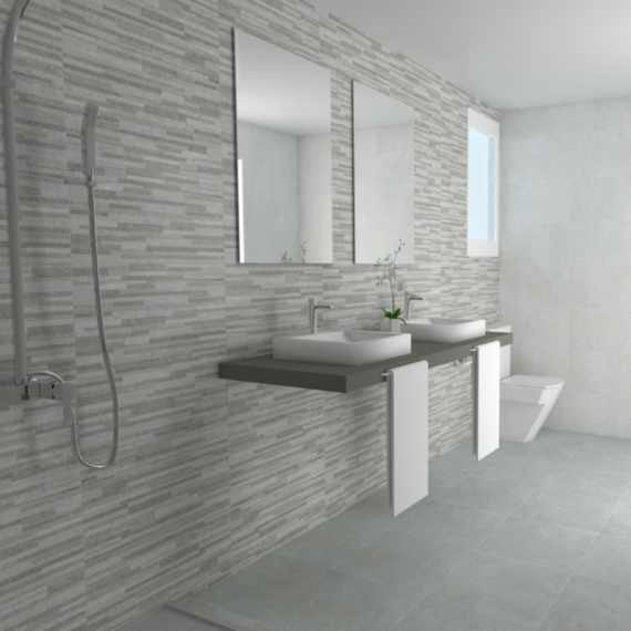 Gard Treves Grafito Wall Tile
