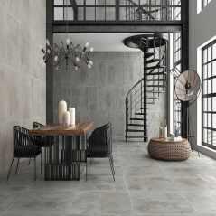 Foundry Gris Porcelain Tile