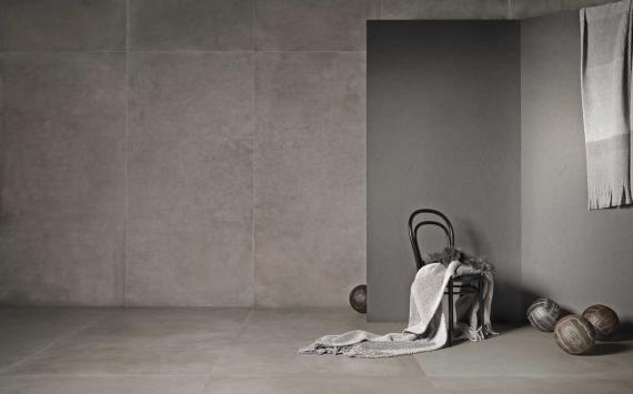 Concrete Crete Large Marazzi Grande Tile