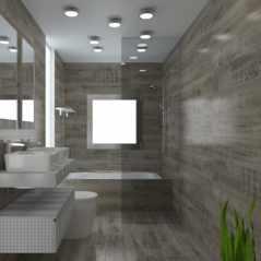 Hardwood Gris Wall and Floor Tile