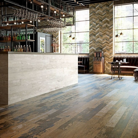 Rioja Navy Wall and Floor Tile