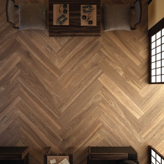 Patagonia Castano Wall and Floor Tile
