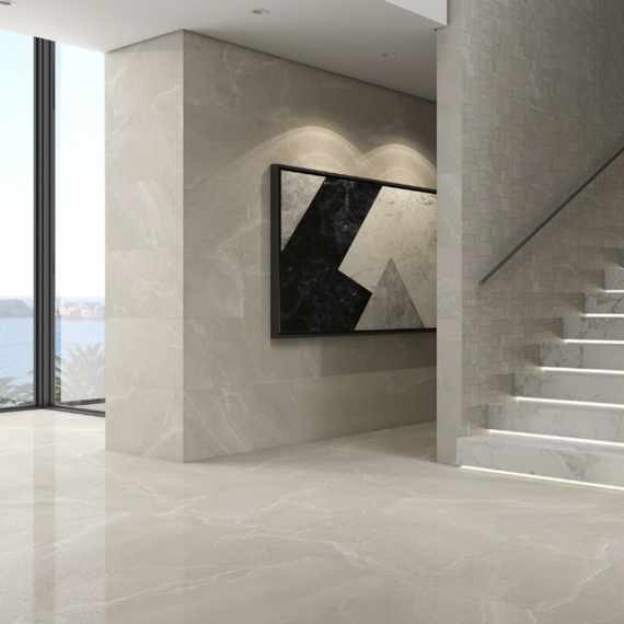 Byblos Arena Floor and Wall Tile by Saloni
