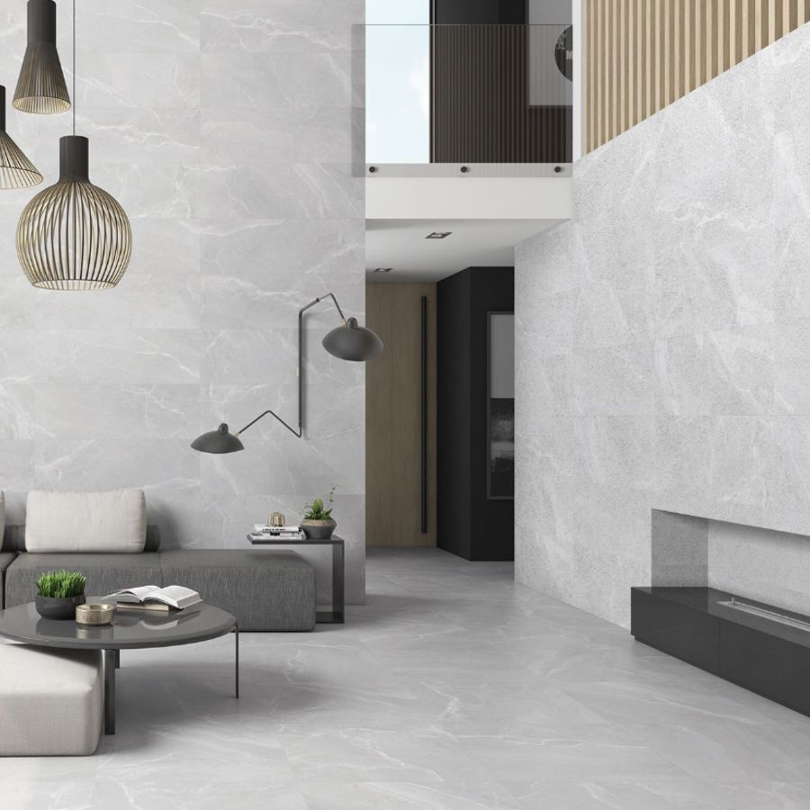 Byblos Gris Floor and Wall...