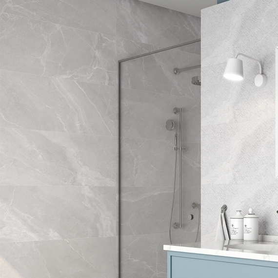 Byblos Ceniza Lappato Saloni Floor and Wall Tile