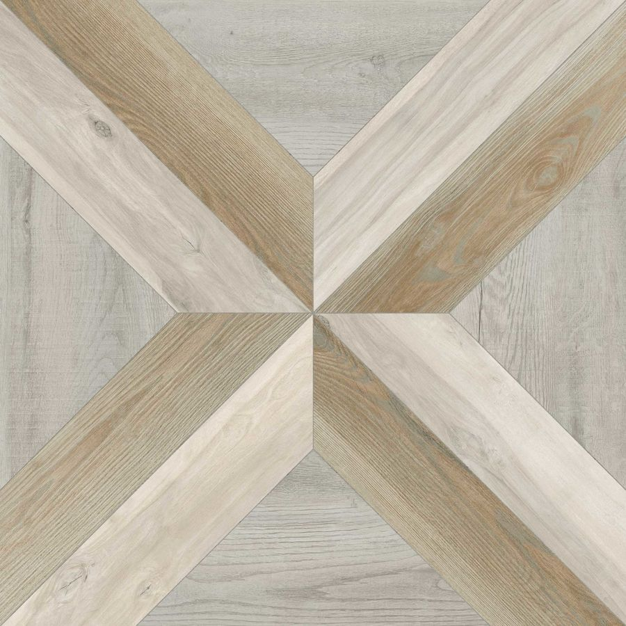 Home Fresno Wood Effect Wall and Floor Tile