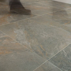 Icaria Anthracite Wall And Floor Base Tile by Grespania Tiles