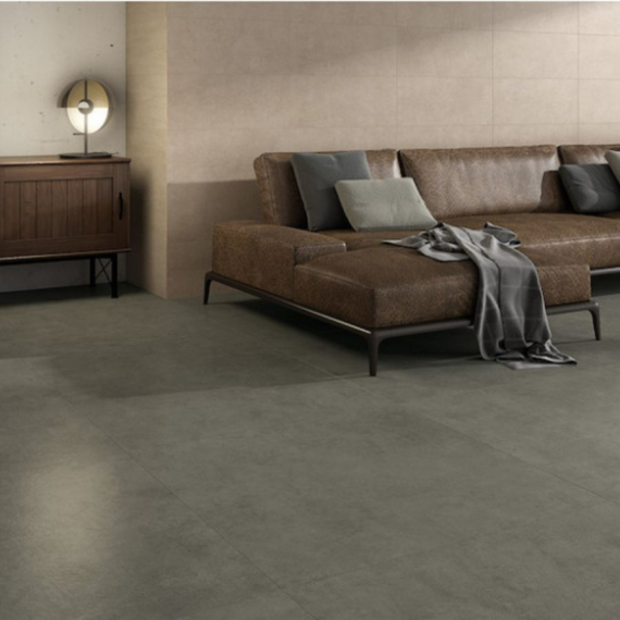 Brera Taupe Wall And Floor Base Tile by Grespania Tiles