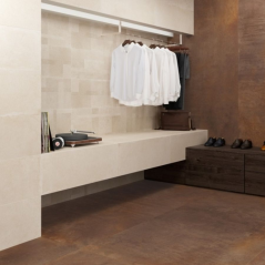 Lava Corten Large Coverlam Tile