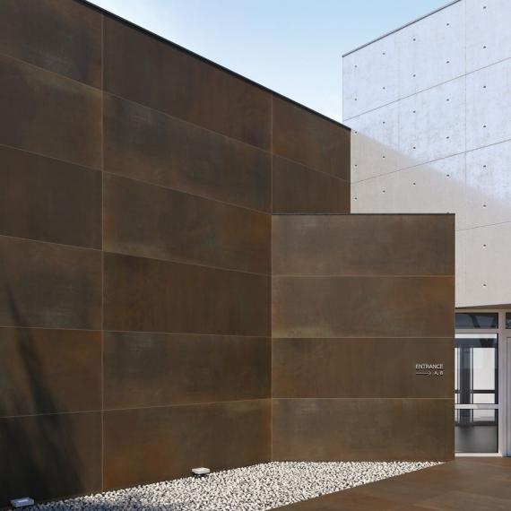Lava Marron Large Coverlam Tile
