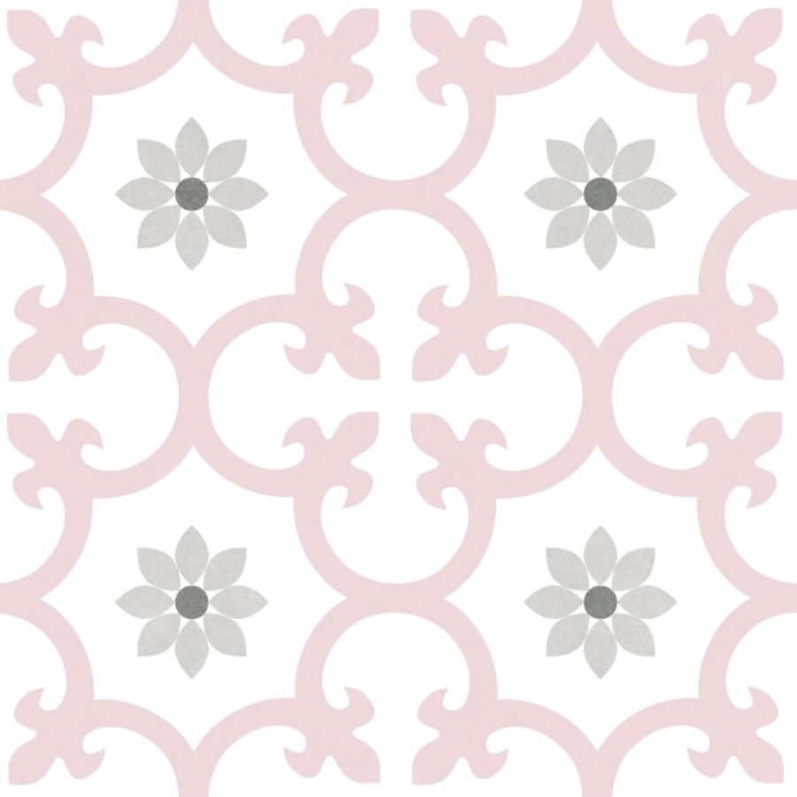 Dalia Rose Wall And Floor Tile