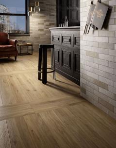 Legno di lusso Rovere Wood Effect Tile