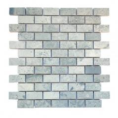 Stone Honed Marble Mosaic Tile