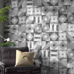 B - Studio 20 x 20 Tile by Saloni