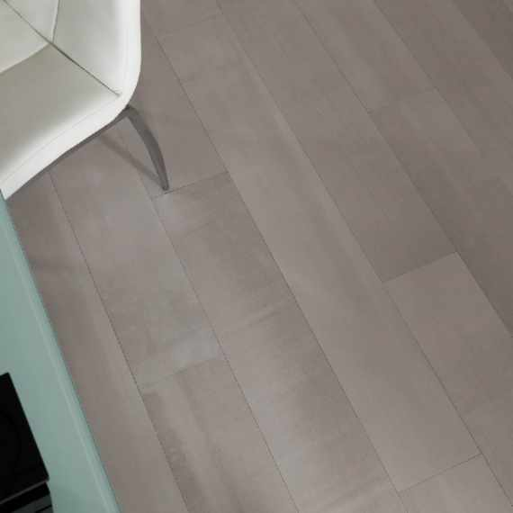 Abstract Gris Tile