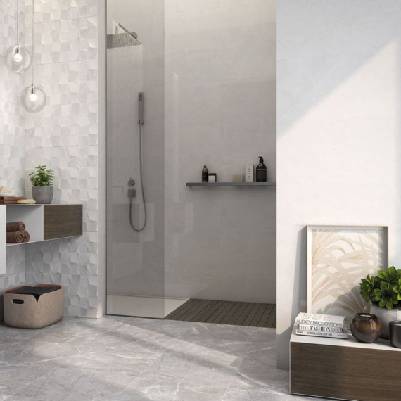 Sonata Blanco Wall and Floor Tile
