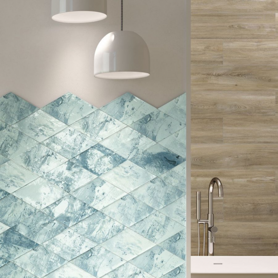 Savannah Diamond Sky Wall Tile