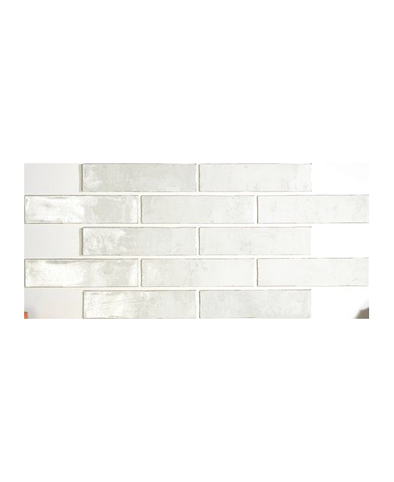 Savannah Brick White Wall Tile