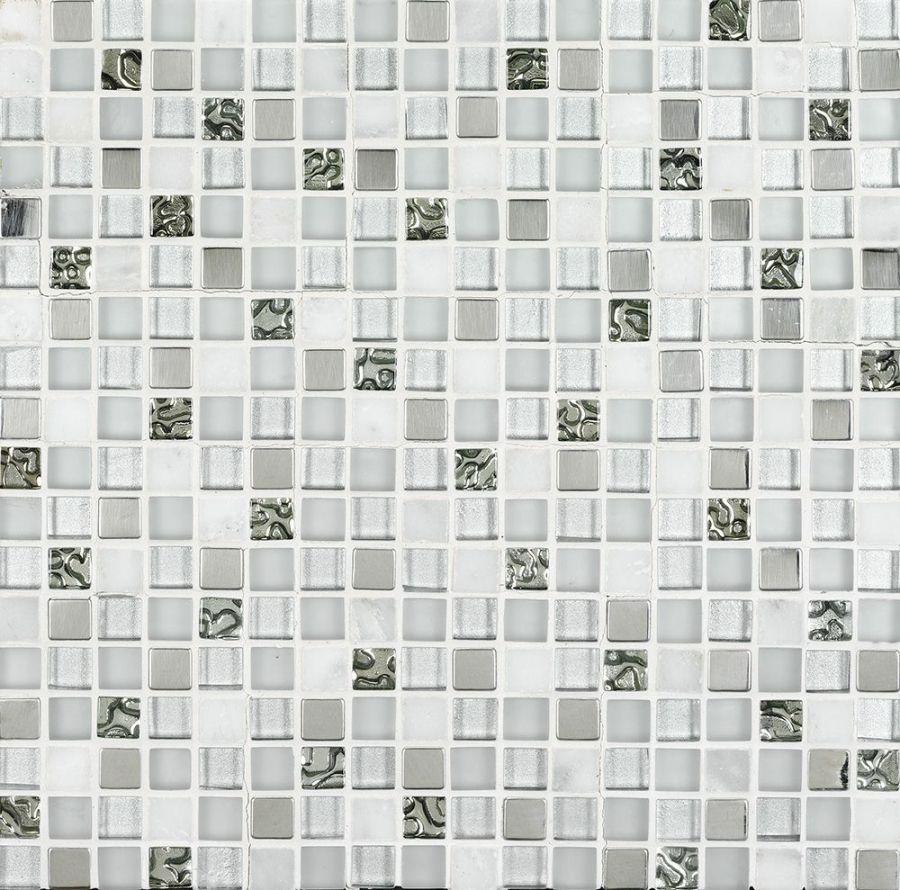 Musa Carrara Grespania Mosaic