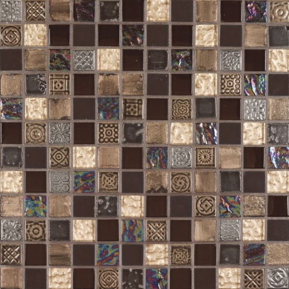 Musa Bronce Grespania Mosaic