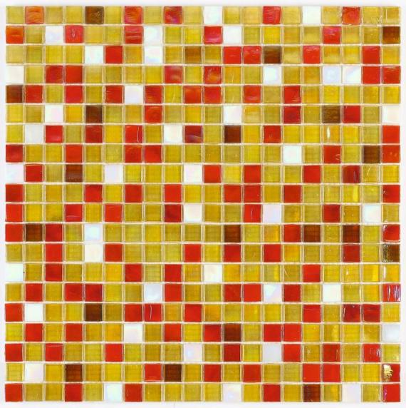 Velia Cube Rubi Grespania Mosaic